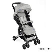 e0be865e3 Carrinho de Bebê Miinimo 2 Prata Silver - Chicco