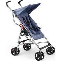 Carrinho de Bebê MultiKids Pocket Azul -