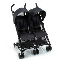 Carrinho de Bebê Para Gêmeos Safety 1ST Nano Two Black - IMP01379 - Dorel