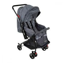 Carrinho de Bebê Passeio Cosco 4 Rodas 3 Posições Suporta Crianças de 0 à 15Kg Happy LS2058-NBR -