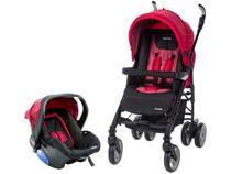 Carrinho de Bebê Passeio Infanti Perugia TS - Reclinável 4 Posições para Crianças até 15kg