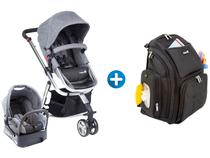 Carrinho de Bebê Passeio Safety 1st Travel System - Mobi TS Assento Reversível + Bolsa de Bebê