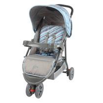 Carrinho De Bebe Passeio Triciclo Baby Style 15kg -