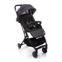 Carrinho de Bebê Pocket Clever Cosco - Preto Mescla -