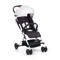 Carrinho de Bebê Pocket Piccolo Infanti Ice White -