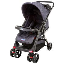 Carrinho de Bebê Prime Baby 3 Posições Concord Max - Preto -