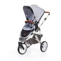 Carrinho de Bebê Salsa 3 Rodas Graphite (Cinza Claro) - ABC Design -