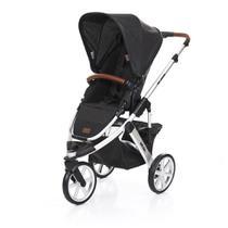 Carrinho de Bebê Salsa 3 Rodas Piano (Preto) - ABC Design -