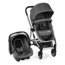 Carrinho de Bebê Travel System Infanti Epic Lite Duo Grey Classic -