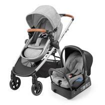Carrinho de Bebê Travel System Maxi-Cosi Anna Nomad Grey Maxi - CAX00437 -