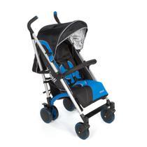 Carrinho De Bebê Trento Infanti Até 15Kg - Azul Ocean -