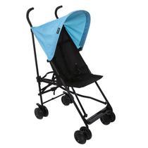 Carrinho De Bebê Umbrella Quick Voyage IMP91420 Azul E Preto -