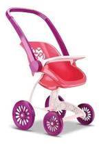 Carrinho De Boneca Bebe Infantil Confort Baby - Samba Toys -