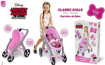 Carrinho De Boneca Classic Dolls Minnie Roma - 5168 -