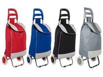 Carrinho de Compras Leva Tudo Bag To Go Colors Mor -