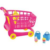 Carrinho de compras shopkins 3586 dtc sortido - Dtc -