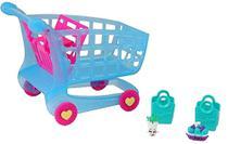 Carrinho de compras shopkins Série 3 - DTC 7898486486417 -