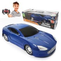 Carrinho De Controle Remoto Azul Escuro Car2250 - Polibrinq -