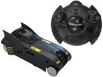 Carrinho de Controle Remoto Batman - Gravidade Zero 7 Funções Candide Preto