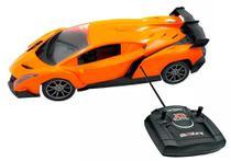 Carrinho de Controle Remoto BW025LR - Lamborghini Laranja - Importway