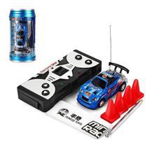 Carrinho de Controle Remoto Lata Racing Surpresa Dtc 4742 - PAI -