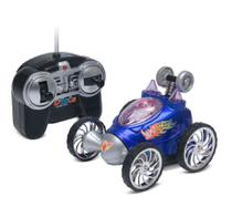 Carrinho de Controle Remoto - RC Turbo Twist - Azul - DTC -