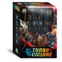 Carrinho de Controle Remoto Turbo Ciclone Original DTC -