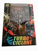 Carrinho de Controle Remoto Turbo Ciclone Vermelho - Dtc -