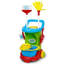 Carrinho de Limpeza Cleaning Trolley Colorido Maral -