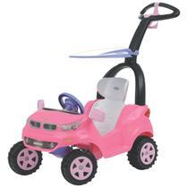 Carrinho de Passeio Biemme Push Baby Easy Ride Rosa Andador -