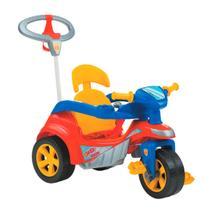Carrinho De Passeio Infantil Baby Trike Evolution Vermelho - Biemme