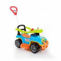 Carrinho De Passeio Infantil Jip Jip Colorido - Maral Brinquedos