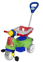 Carrinho De Passeio Ou Pedal Infantil Triciclo Avespa - Maral -