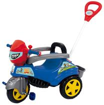 Carrinho De Passeio Ou Pedal Triciclo Baby City M-Patrol - Maral -