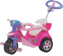 Carrinho De Passeio Ou Pedal Triciclo Baby Trike Evolution - Biemme -