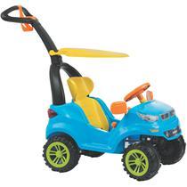 Carrinho de Passeio Pedal Biemme Push Car Easy Ride Azul -