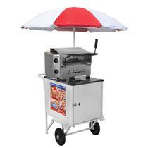 Carrinho de Pizza e Mini Pizza Armon Standard com Rodas Maciças -