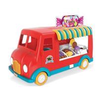 Carrinho de Roda Livre com Luz - Food Truck Loja de Doces - Yes Toys -