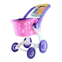 Carrinho de Supermercado Infantil Confort Baby - Samba Toys -