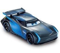 Carrinho Disney Pixar Carros 3 Colecionável Roda Livre 13cm - Jackson Storm - Toyng