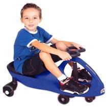 Carrinho Gira Gira Car Azul Radical Até 100kg - Fênix - Fenix