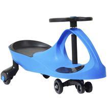 Carrinho Gira Gira Car Infantil Brinquedo Criança Importway Giro BW-004 Azul -