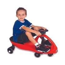 Carrinho Gira Gira Car Vermelho Radical Até 100kg - Fênix - Fenix