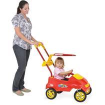 Carrinho Homeplay Baby Car Vermelho - Home Play