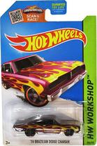 Carrinho Hot Wheels 74 Brazilian Dodge Charger Mattel