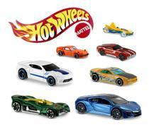 Carrinho Hot Wheels 8 Peças - Diversos Modelos - C4982 -