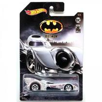 Carrinho Hot Wheels Batmóvel (Batmobile) Prata: The Batman GDG83/FYX92 - Mattel
