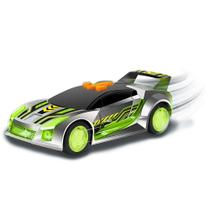 Carrinho Hot Wheels Edge Glow Cruisers - Quick N Sik - DTC