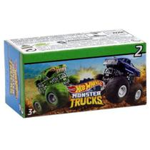 Carrinho HOT Wheels Monster TRUCKS Mini Surpresa Mattel GPB72 -