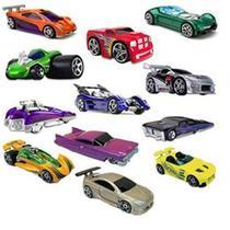 Carrinho Hot Wheels - Veículos Básicos (unidade) - Mattel -